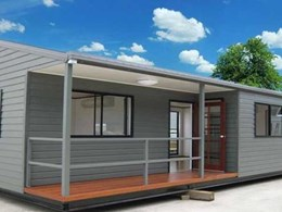 Ausco Modular cabins provide ideal solution for emergency relief housing in remote areas