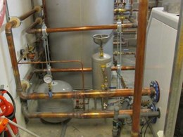Automatic Heating supplies hot water systems for end of trip facilities at Sydney CBD building