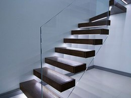 Design flexibility with engineered timber staircases