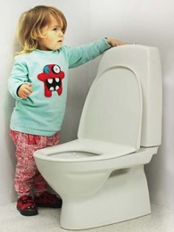 Enware's freestanding accessible toilets tailored for children and adults
