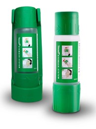Enware introduces new emergency eyewash kit with Tobin Transport Bottle
