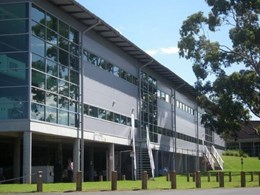 University of Western Sydney building features architectural insulated walling