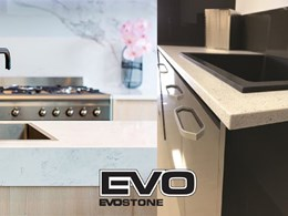 Evostone solid surfaces for home renovations