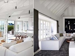 Getting the perfect beach house look for your home's interiors
