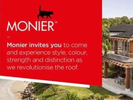 Monier to unveil revitalised brand and new products at Sydney event