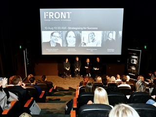 The FRONT seminar series proves to be a huge hit for all involved