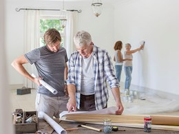 Renovations as stimulus? Home modifications can do so much more to transform people's lives