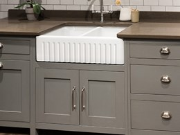 The resurgence of farmhouse sinks