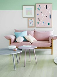 Feast Watson adds six new pastel colours to Liming White range