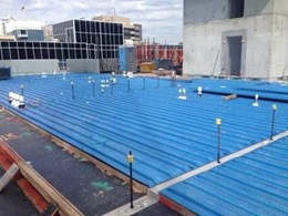 KingFlor flooring system helping Australia's construction industry reduce time and costs