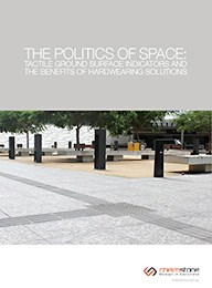 The politics of space: Tactile Ground Surface Indicators and the benefits of hardwearing solutions