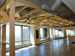 Designing an environment with acoustics in mind