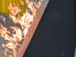 Keeping it safe with naturally fire-resistant building panels