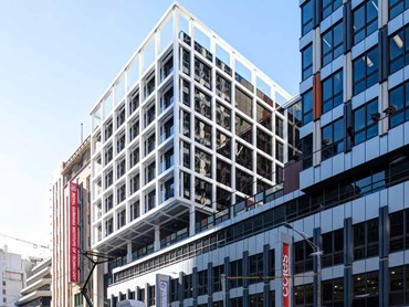 Melbourne's newest office space at 276 Flinders Street has received a 5-Star Green Star rating