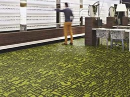 Karndean Designflooring extends Flotex Vision collection with new textile designs