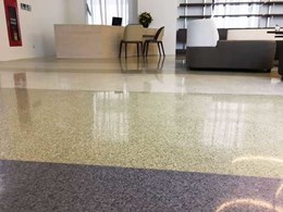 Flowcrete's epoxy terrazzo flooring adds sparkle to hotel in Vietnam's City of Light
