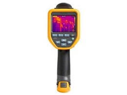 New Fluke infrared camera featuring professional grade resolution for quick problem detection