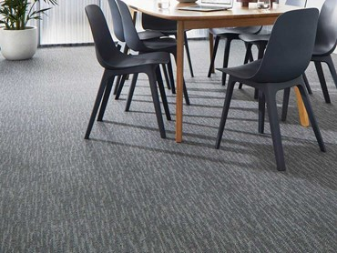Forge Ahead commercial broadloom carpet is made from quality dyed nylon fibre