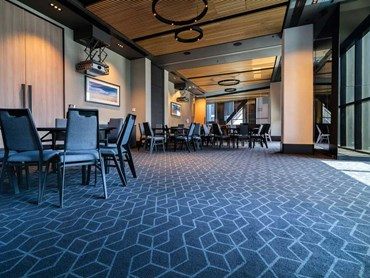 GH Commercial's custom carpet solution for Four Points by Sheraton