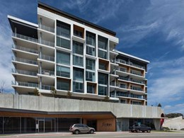 Burswood WA apartments get unique look with InnoClad flat joint cladding