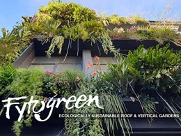 Modern versatile greening solutions for every project
