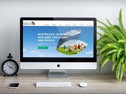 Redesigned GECA website launches with fresh new look and logo