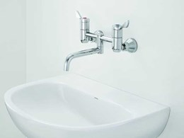 Caroma releases new G Series Underslung tapware range to assist with infection control