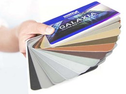 Wattyl launches new Galaxia gloss metallic fandeck