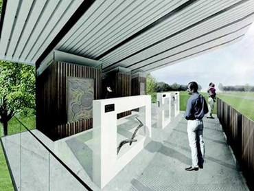 The Gallery by Bryce Bessell (Photo: Sunshine Coast Council)