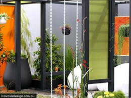 Perspex Frost peps up the Australian Garden Show Sydney