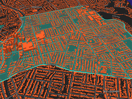 New spatial data on-demand service for building sector