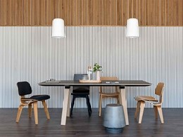 Acoustic performance meets aesthetics in Glosswood's new acoustic panels