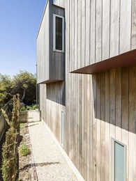 New trends in timber facades see increasing preference for naturally weathered finish