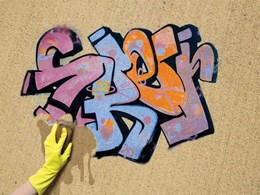 Get protection for your surfaces against graffiti