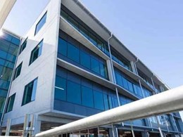 Hunter Evo framing selected for Brisbane hospital renovation for ease of fabrication