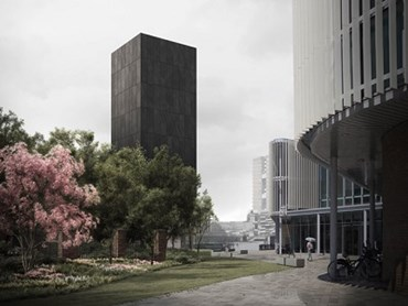 JAA Studio's vision for the Grenfell Tower memorial (Source: Darc Studio)