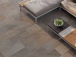 TFO's new Italian made outdoor tiles add a fresh point of view