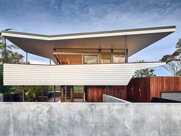 Gull House by Harley Graham Architects. Photography by David Taylor