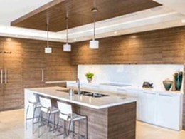 Premier Ceilings uses Gyprock cornice profiles to create sleek ceiling in Coogee home