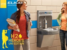 CIVIQ and Elkay H2O HEROES Competition – University Edition winners
