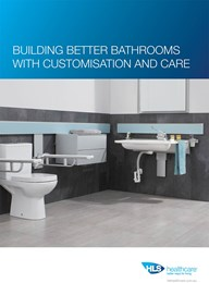 Building better bathrooms with customisation and care