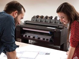 Case Study: Architecture firm relies on HP DesignJet T2500 eMultifunction printer for cost-effective large format printing