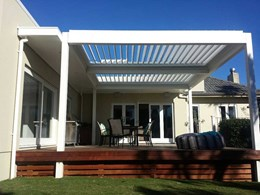 What's the best way to run the louvres on your opening roof?