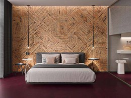 New solid cork wall tile collection in three signature designs