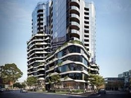 Hayball designs James Bond-inspired apartments in South Melbourne