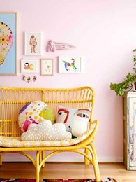 Haymes Paint's modern take on pinks for August