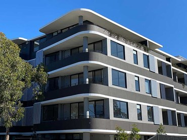 The apartments on Willarong Road, Caringbah