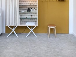 Bolon showcased at HEMMA design exhibition during Salone Del Mobile