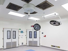 Leading Melbourne hospital gets hygiene makeover with Altro Whiterock