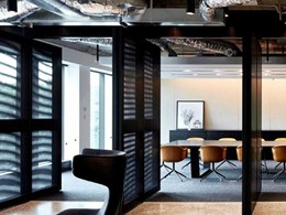 Lighting design meets industrial vibe at Hoyne's new Sydney office